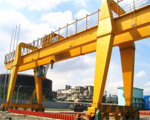 AQ-MG double girder gantry crane for sale