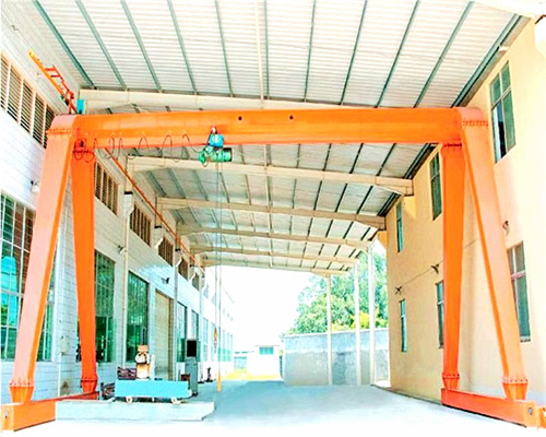 Indoor gantry cranes for sale