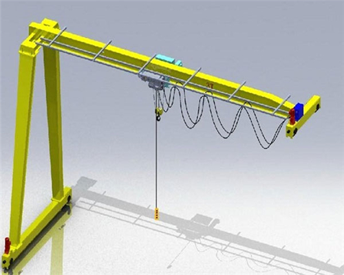 Semi gantry crane price