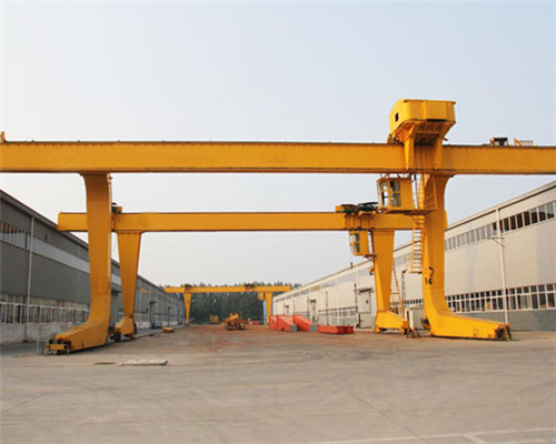 L type 15 ton single girder gantry crane