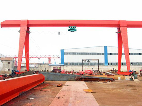 excellent small gantry crane manufacturer