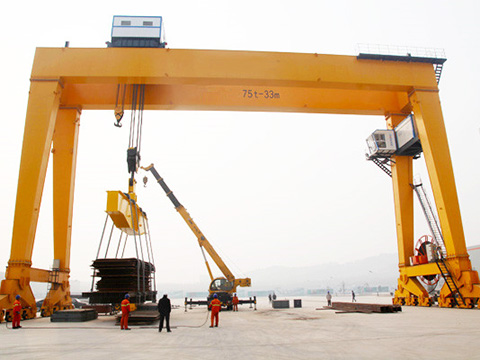 heavy duty gantry crane sales
