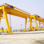 Outdoor Gantry Crane
