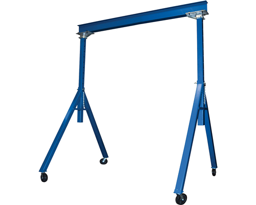 1 ton steel gantry crane