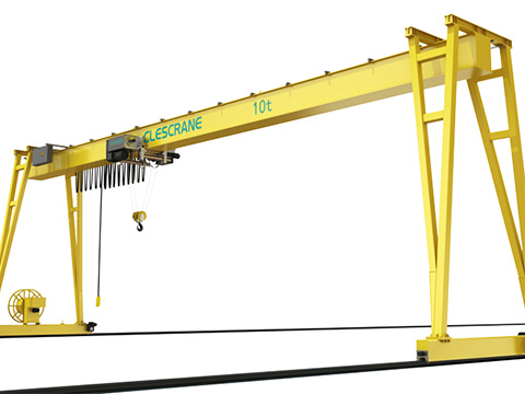 hoist gantry crane sale