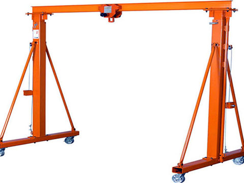 2 ton gantry crane supplier