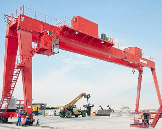 AQ-MG 25 Ton Gantry Crane for Sale