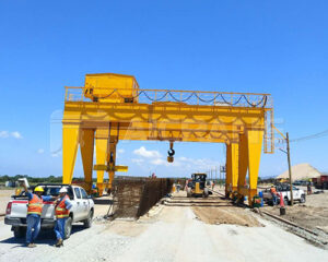 AQ-MG Heavy Duty Gantry Crane For Sale