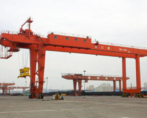 Rail Mounted Quay Gantry Crane for Sale