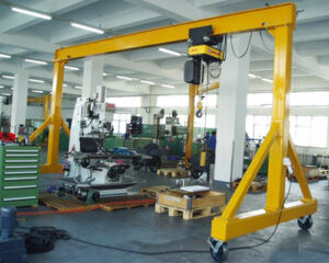 Portable Gantry Crane for Sale
