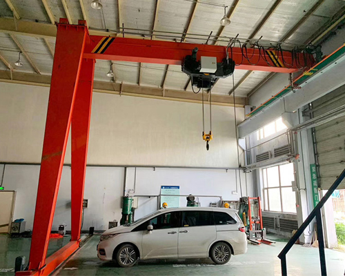 Semi Gantry Crane Supplier