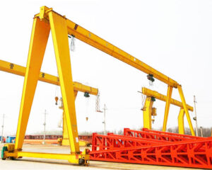 Single Girder 15T Gantry Crane For Sale