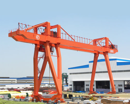 100 Ton Gantry Crane for Sale